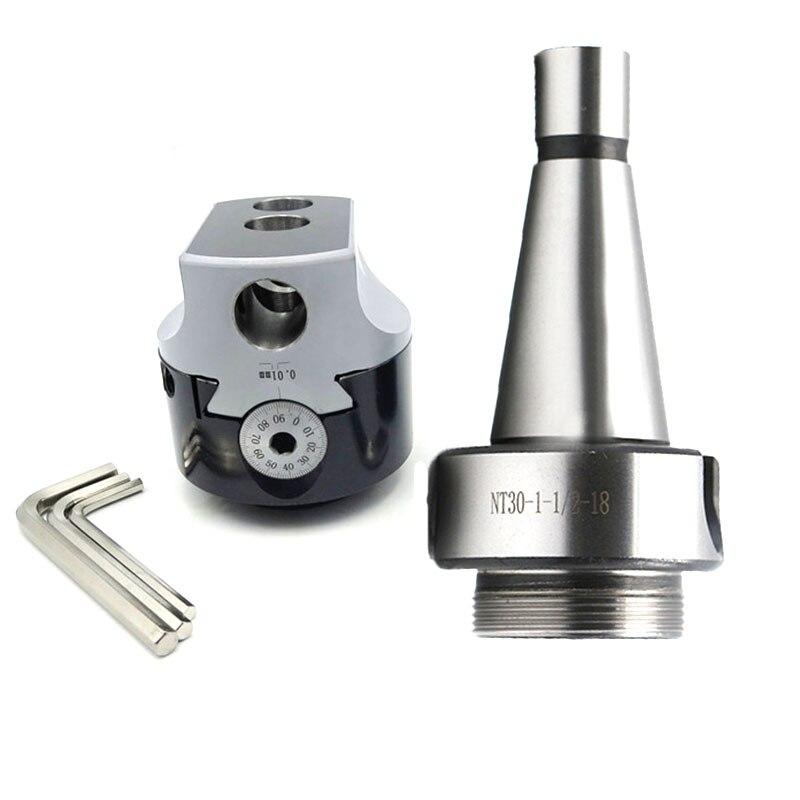1set ISO NT30 tools holder F1 12 50MM 2 diameter boring head F1 boring tool for