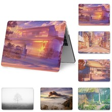 Shocproof Laptop Case Cover for Macbook 11 13 15 inch A1707 A1287 A1989 Protective Cases Pro Air Retina 12