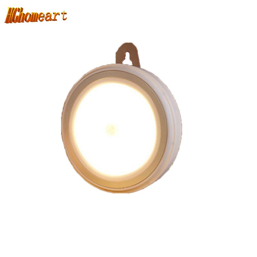 LED night light with motion sensor baby room Wireless Infrared Induction Lamp night led light lamp night light