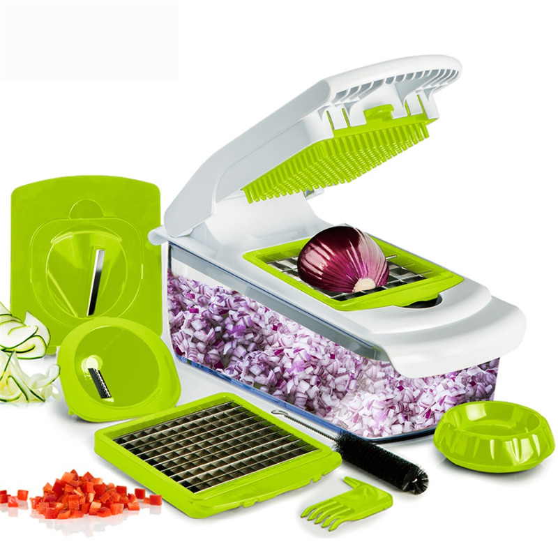 Fullstar vegetable cutter Kitchen accessories Mandoline Slicer Fruit Cutter Potato Peeler Carrot Cheese Grater vegetable slicer