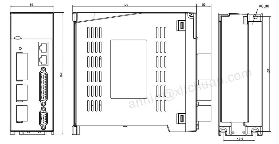 HTB1a47DMjTpK1RjSZKPq6y3UpXaV - Lichuan 1kw servo motor 80ST-M04025 4Nm 2500rpm with servo driver kit +Gearbox PLF80 12:1 to 70:1