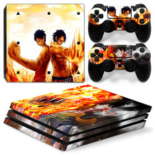 One Piece PS4 Pro Skin Sticker Vinyl Decal Cover