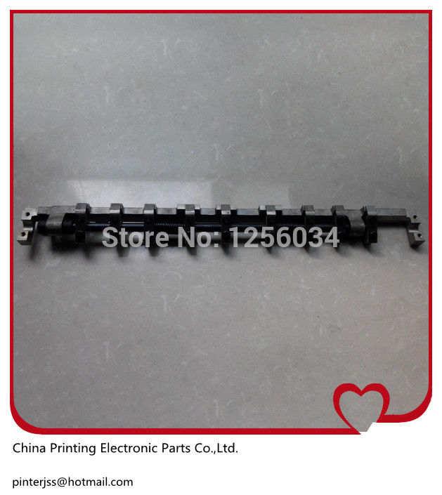 2 pieces gto46 gripper bar for heidelberg machine, gto46 parts gripper 55 pieces free shipping sm74 gripper parts m2 581 727 06 heidelberg printing parts gripper m2 581 727