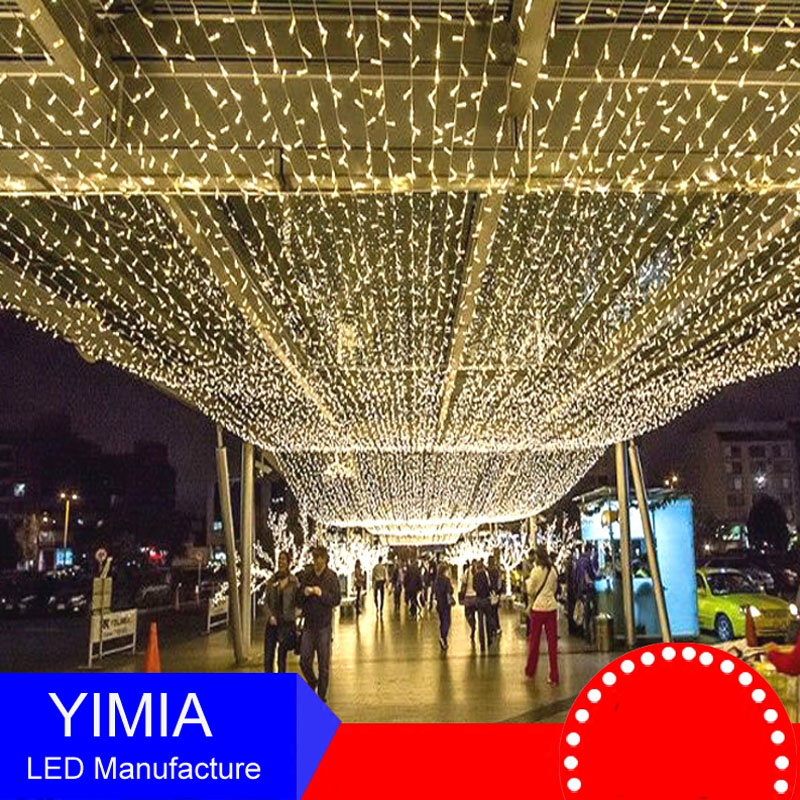 20m 200 LED String Fairy Lights New Year Christmas lights Outdoor
