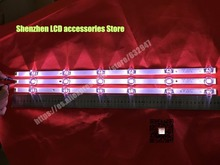 """3 개/몫 led 백라이트 스트립 b 타입 6916l 2101a 32 """"용 lg 32lf630v tv, lc320due fh a1 2 피스 a + 1 피스 b 59 cm"""