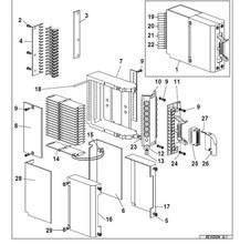 Santoni Seamless Machine SM8 TOP2 Use WAC Actuators Female Connector Terminal 0378512
