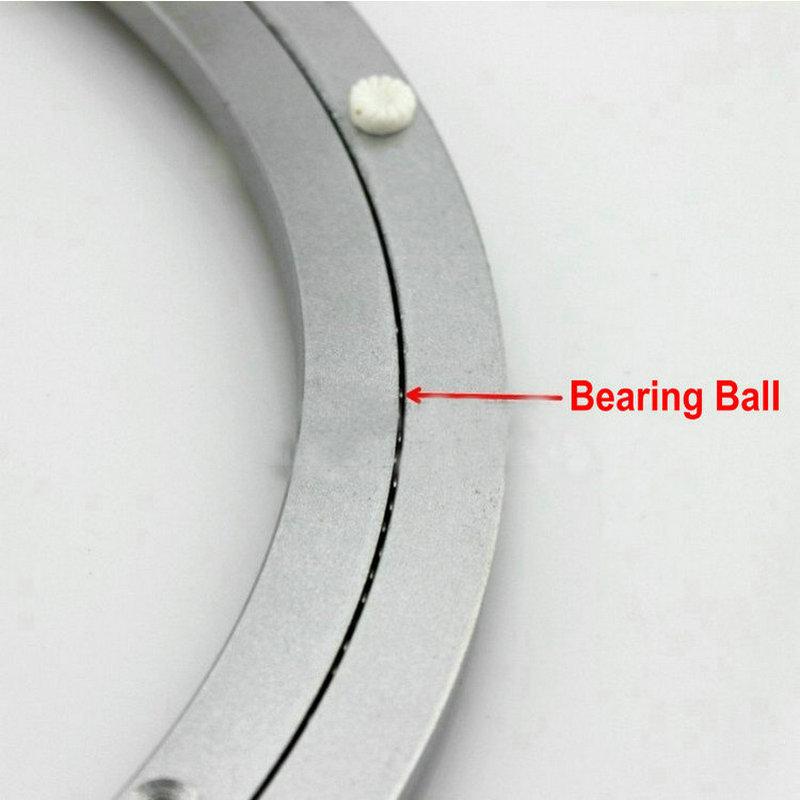 H H400 Diám. Exterior 400 mm (16 pulgadas) Base giratoria silenciosa - Mueble - foto 2