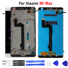 "For Xiaomi Mi Max LCD Display Mi Max Display Touch Screen Digitizer Assembly Mi Max LCD Pantalla Replacement 6.44"" original LCD new and original mi lcd panel"