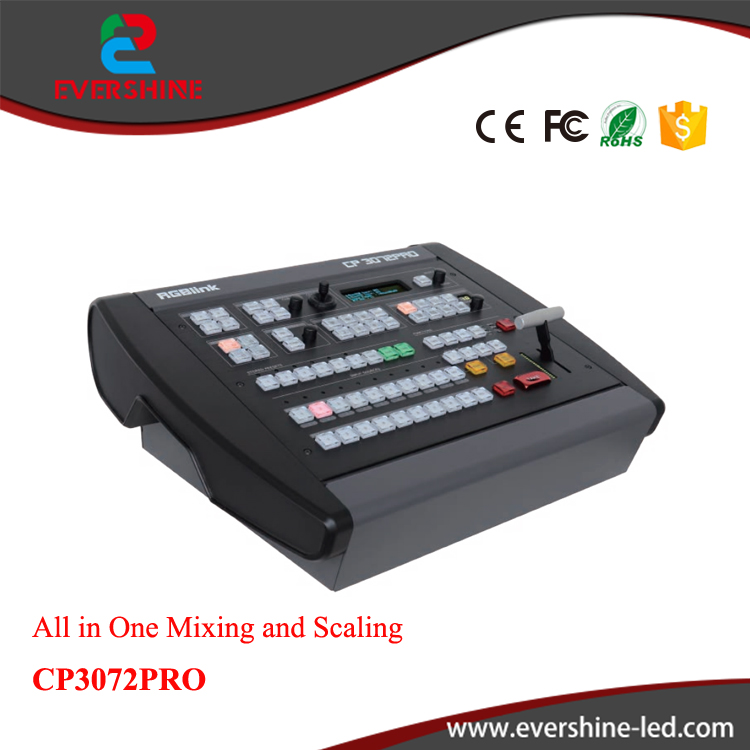 RGBlink CP 3072PRO All in One Mixing and Scaling, Vision Mixing Support Dual 2K, 4Kx1K & 4K Output Option Modes пена монтажная mastertex all season 750 pro всесезонная