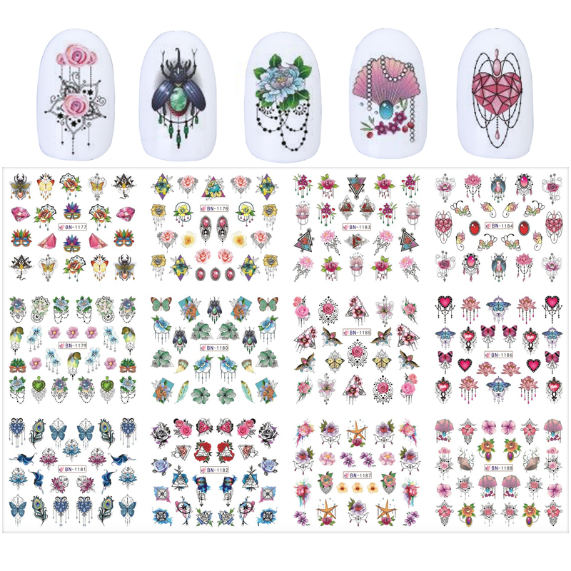 Nail Decorations stickers