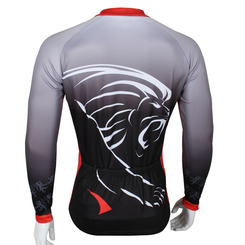 ILPALADINO bIKE Jersey Men s Cycling Outdoor Full Sleeve Jersey Top Blouse  Sports Jacket Bicycle Bike Clothing-in Cycling Jerseys from Sports ... 3e91c60f8