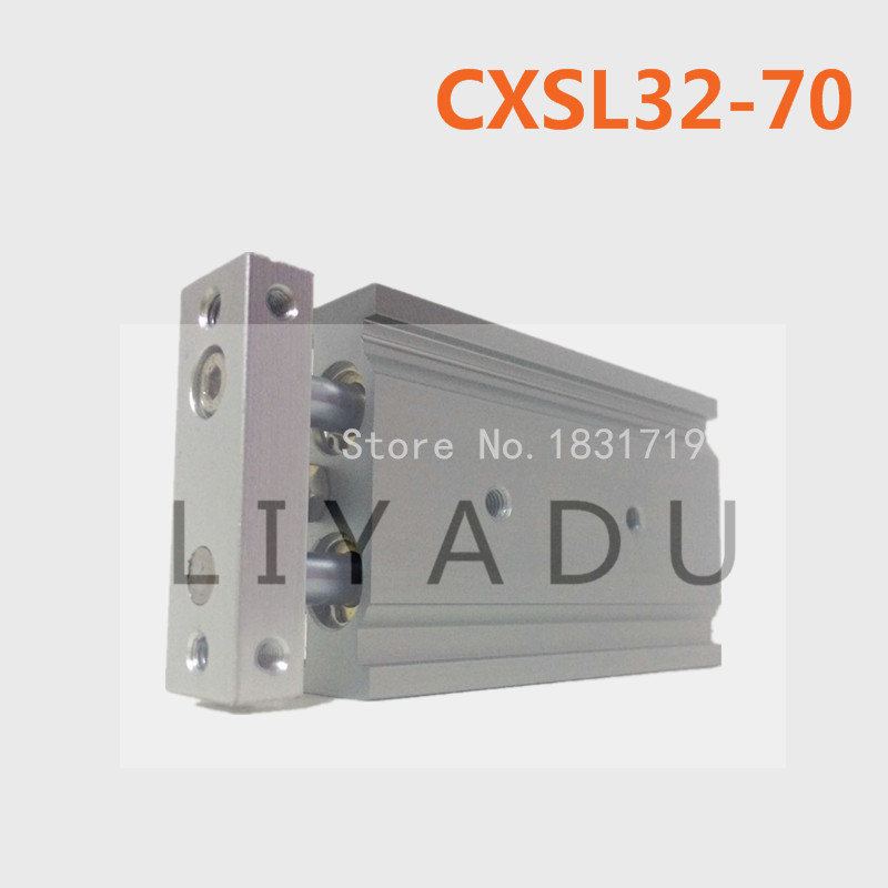 CXSL32-70 CXSL32-75 Duplex double bar cylinder ball bearings Pneumatic components CXSL32X70 CXSL32X75CXSL32-70 CXSL32-75 Duplex double bar cylinder ball bearings Pneumatic components CXSL32X70 CXSL32X75