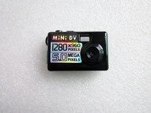 2017 novo mini câmera 1280*960 HD câmera digital mini DV para o turismo de subsistência apoio TF cartão