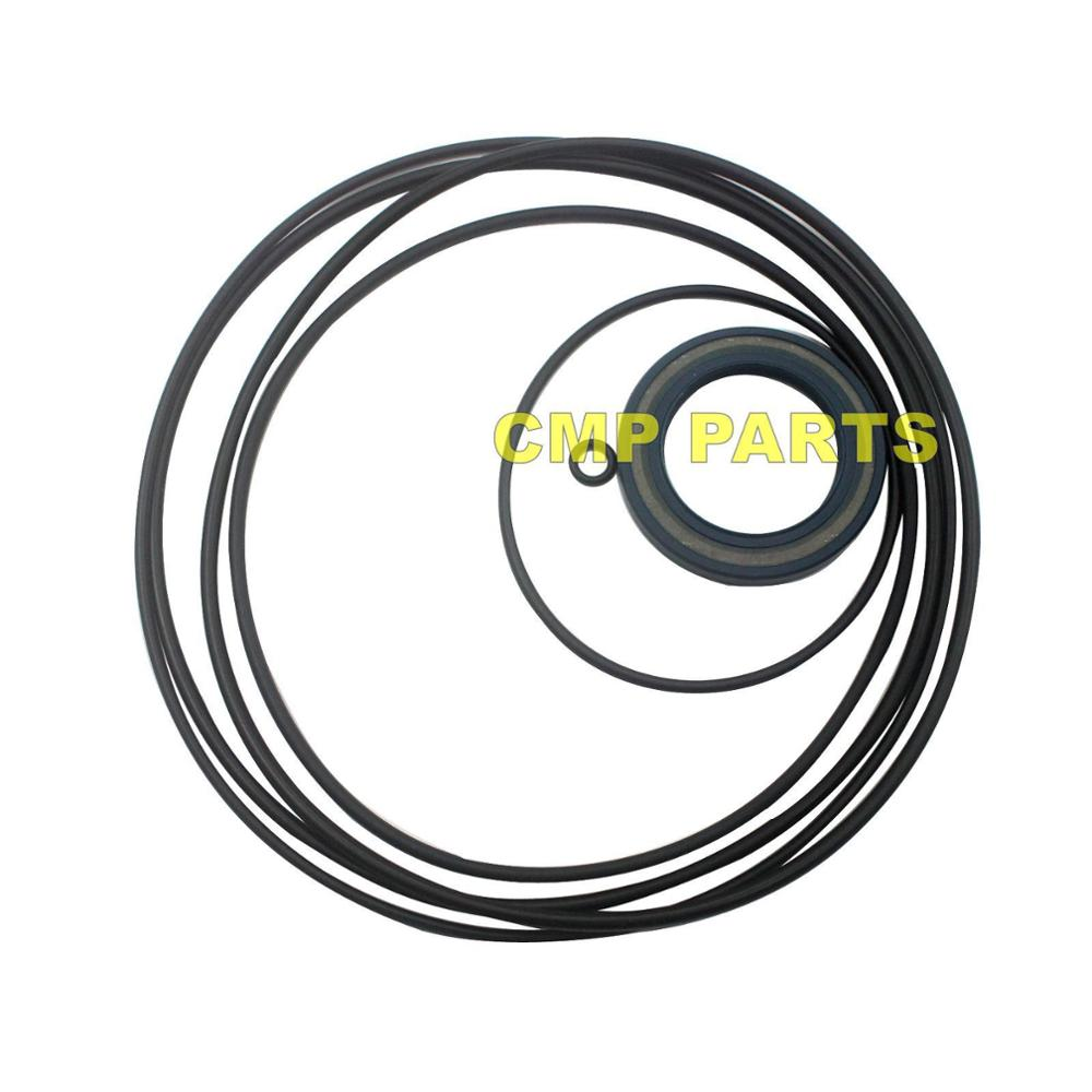 For Hitachi EX200-1 Swing Motor Seal Repair Service Kit Excavator Oil Seals, 3 month warranty zx210w ex200 4361638 excavator fuel tank cap for hitachi