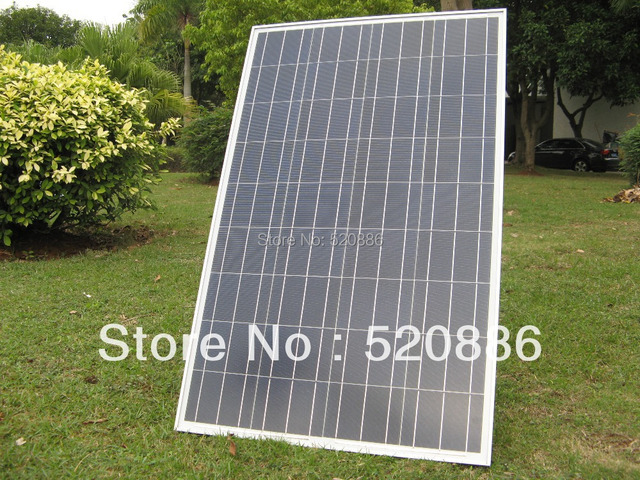 200w 12V Solar Panel Kit  – Advanced RV Solar Kit – 2 x 100w Solar Panel Free Shipping