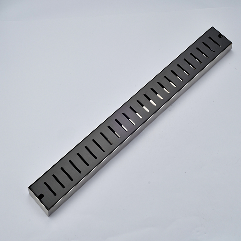 Wholesale And Retail Stainless Steel Oil Rubbed Bronze Bathroom Floor Mounted Drainer Bathroom Accessories Shower Grate Waste modern 90 10 cm oil rubbed bronze style deodorization grate waste floor drain floor mounted