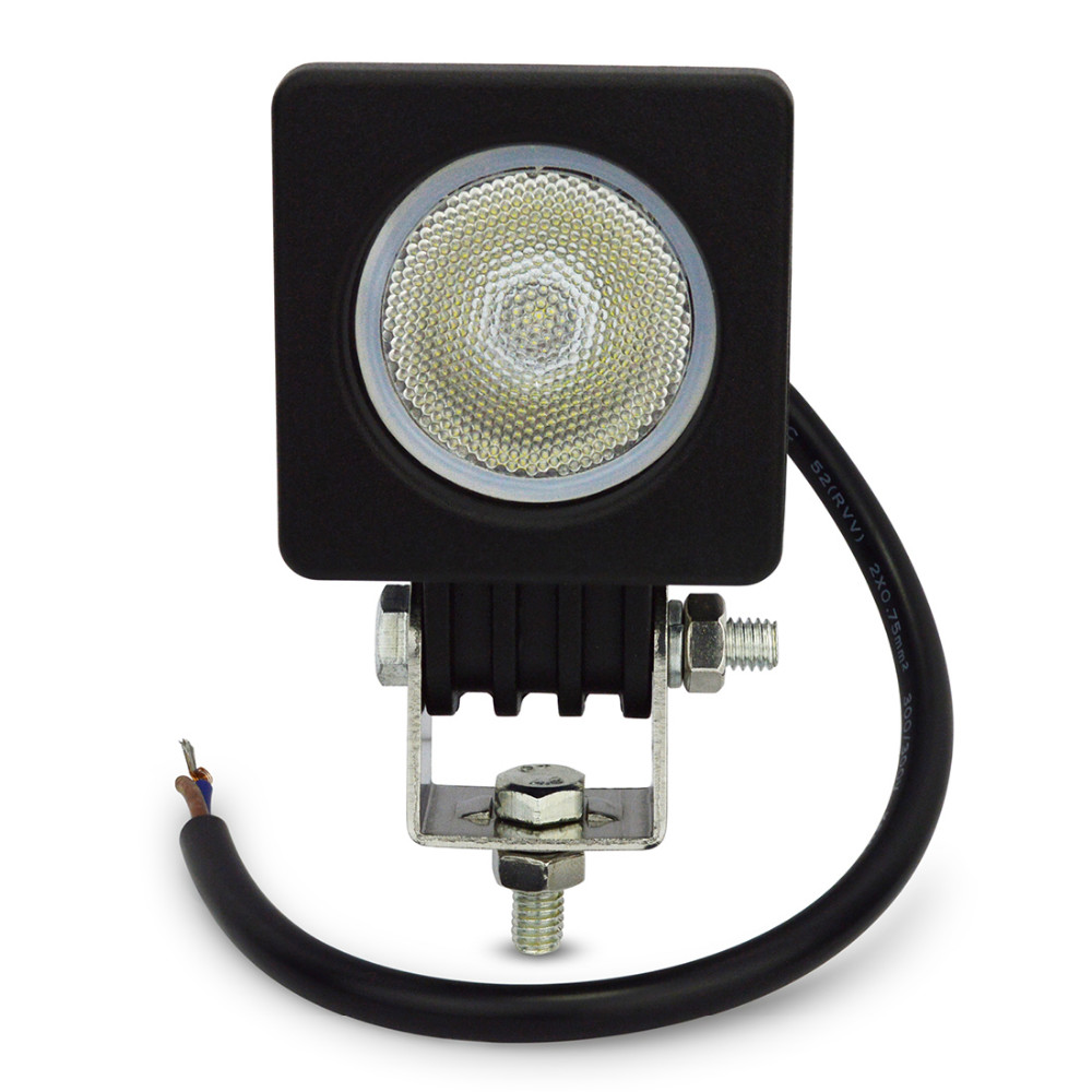 Led Cat Work Lights : Pcs led fog light work lamp off road w cree chip