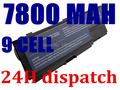 7800MAH laptop battery Replacing for acer Aspire 5910G 5920 5920G 5739G 5739 6530 6935 6920G 6930G 6930 6935G 7720Z Series