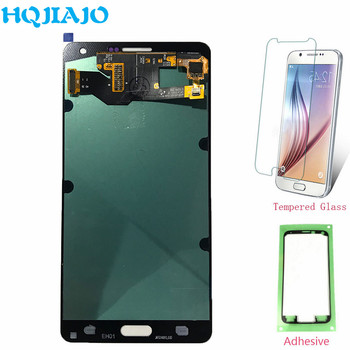 Super AMOLED Screen For Samsung A700 LCD Display Touch Screen Digitizer For Samsung Galaxy A7 2015 A700F A7000 A700H A700YD LCD