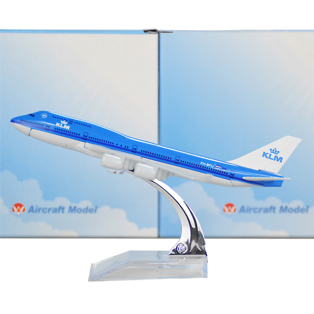 Holland Royal Boeing Alloy airplane child plane models toy