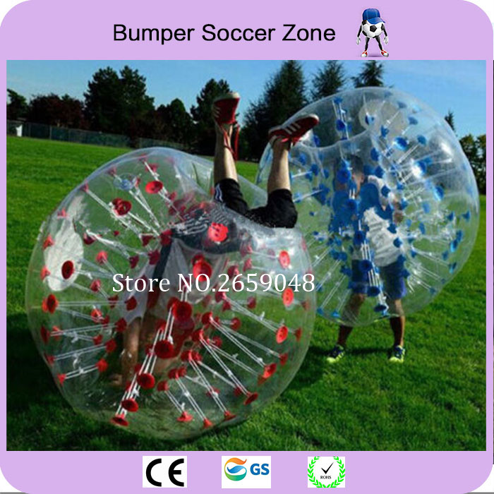 2017 סיטוני מתנפחים פגוש כדור בועות - בידור וספורט בחוץ