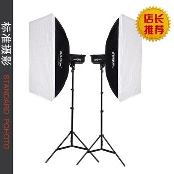 CD50   Remarking dp400w studio flash 2 photography light set photographic equipment