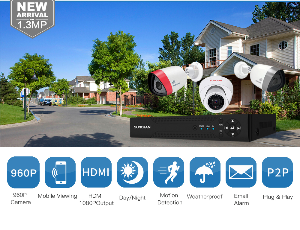 4 channel security system 1