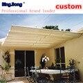 Cotans sol-shading net onda de qualidade protetor solar anti-uv respirável vela ao ar livre varanda geral net