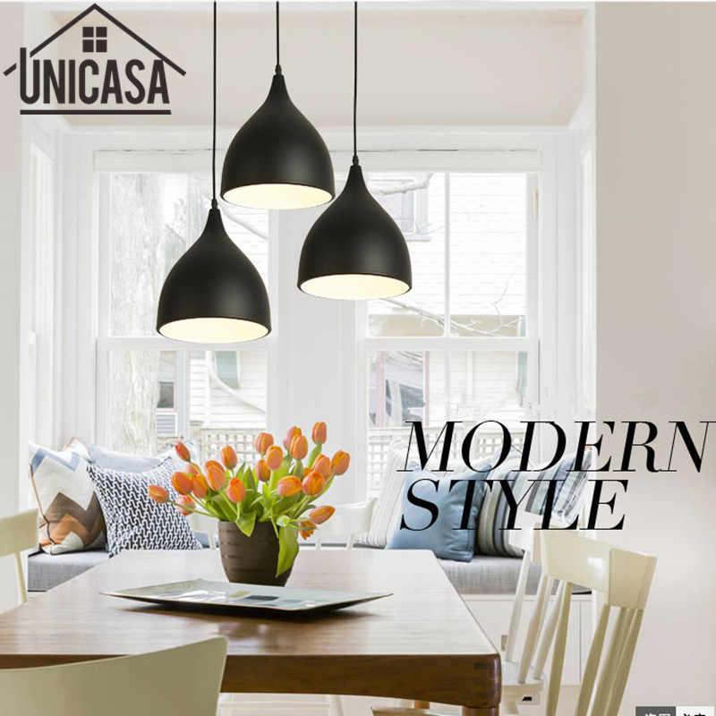 vintage bar pendant lights loft ceiling lamp wrought aluminum industrial black metal kitchen island lighting fixtures antique