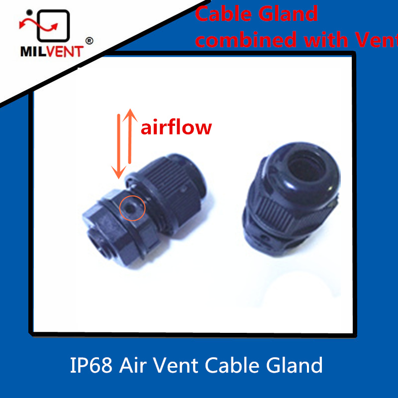 air vent cable gland immersion valve vent plug or protective vents for Accent Lighting g