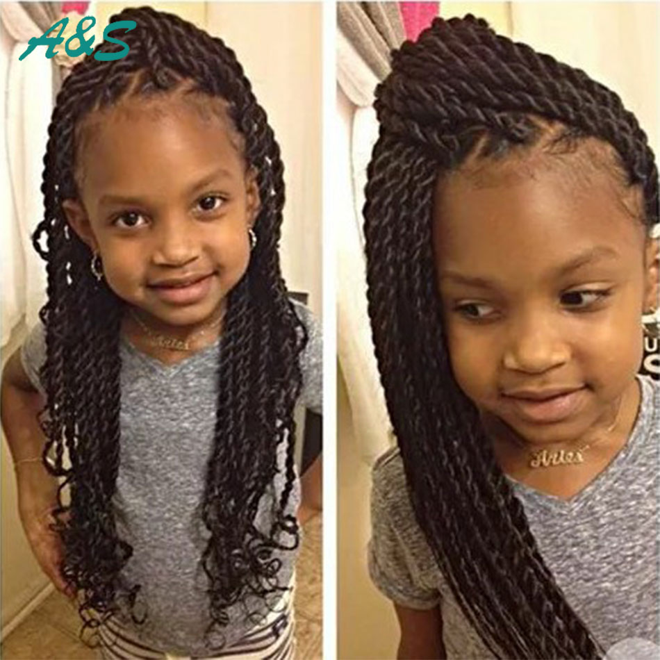 cute crochet braids hair extension