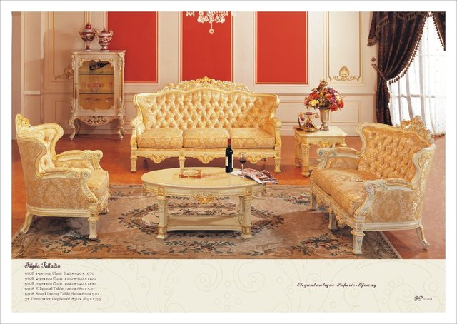 french chateau furniture - living room furniture    Free Shipping