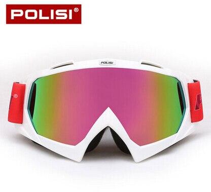 POLISI мотоцикл мотокросс очки Gafas лыжный лыжах очки Снег Спорт очки зимой на открытом воздухе защитные очки