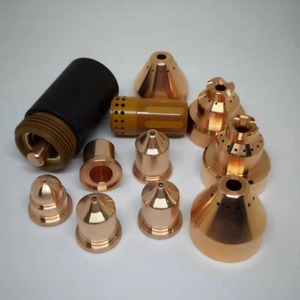 Image 1 - Consumíveis De Corte Plasma Eletrodo 220842 Bico 220816 Escudo 220817 E Redemoinho Anel 220857