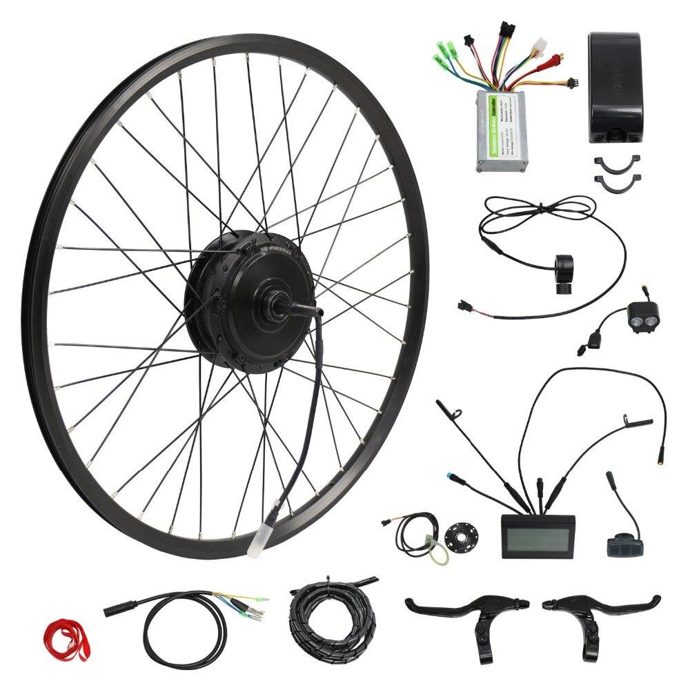 Shuangye 48 V 500 W kits de conversion e-bike