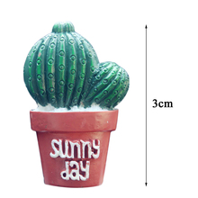 Cactus Shaped Car Air Conditioning Outlet Perfume Clip
