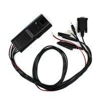 5 in1 Programming Cable Line for Motorola GP88 GP300 GP328 GP328 Plus GP88S GM300 GP2000 GP3188 CP150 CB Car Mobile Radio
