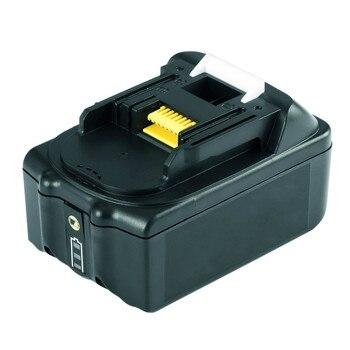 18V LXT Li-ion 6.0Ah 6000mah Battery with LED Indicator for Makita BL1850 BL1840 BL1830 LXT-400 194204-5 Cordless Power Tools