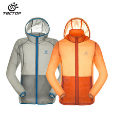 Summer Prevent bask clothes sport sweart Men women Underarm venting breathable outdoor use skin breathable summer coat dust coat
