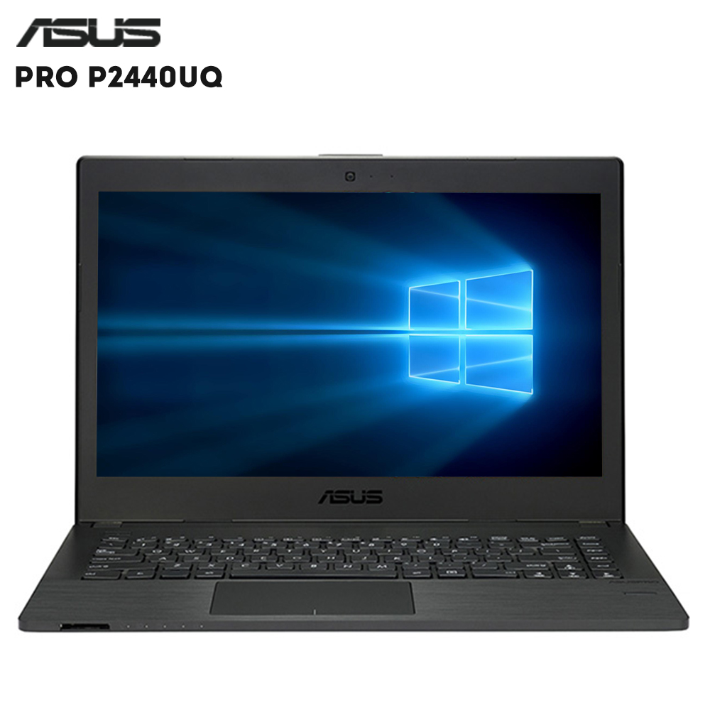 ASUS Notebook Windows10 Pro Intel i3-7100U Dual Core 2.4GHz 4GB RAM 500GB HDD 14.0