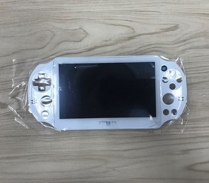 Image 2 - Original new for psvita for ps vita psv 2000 lcd screen display assembly with frame stand free screen protector