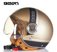 2015 нью-голландский BEON HHarleyy стиль шлемы B-110B половина шлем мотоциклетный шлем электрический велосипед шлемы мужчины / женщины