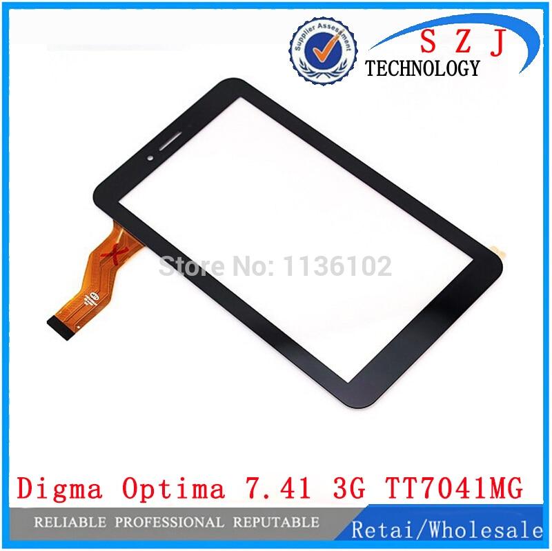 цена на New 7 inch Digma Optima 7.4 3G TT7024MG / 7.41 3G TT7041MG Tablet Touch screen panel Digitizer replacement FreeShipping
