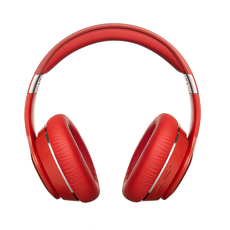EDIFIER W820BT Bluetooth Headphone Wireless Over-Ear Noise Isolation CSR Technology Up to 80 Hours Playback time Fold Easily