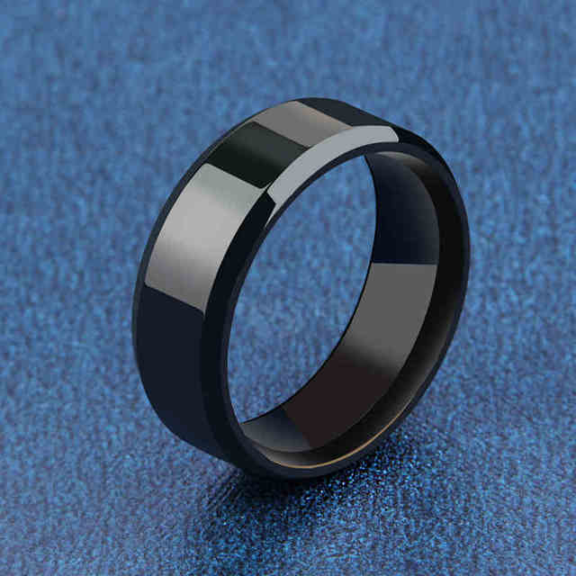 Titanium Ring Men 1
