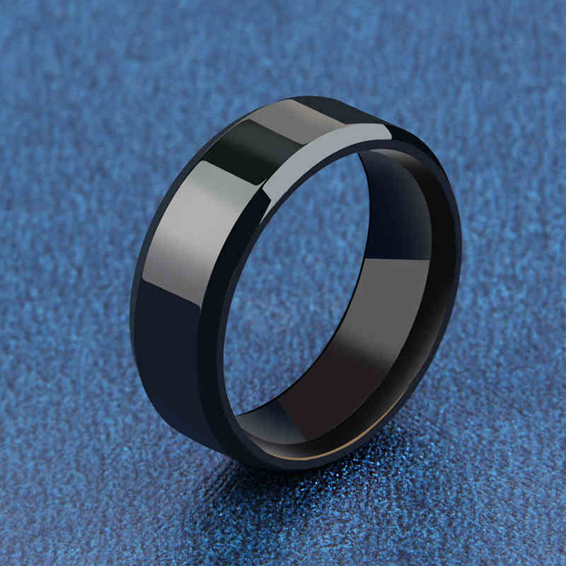 Titanium Ring Men