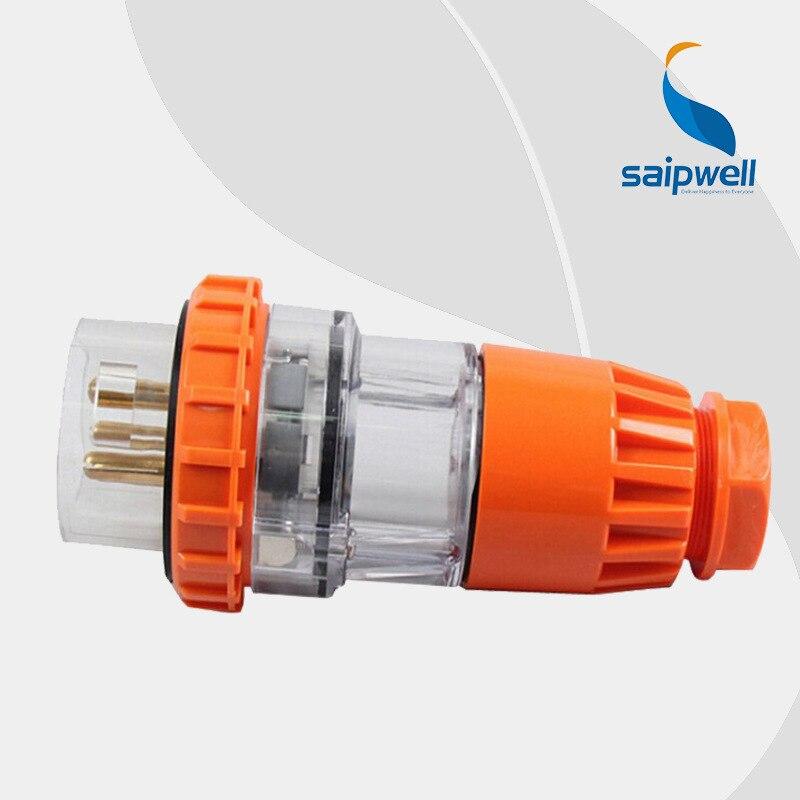 SP 56P440 Australia Power Plug IP66 Outdoor Rain Plug 3 pole Plug