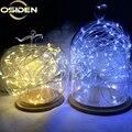 Luces de navidad de luz 100 LEDs de Alambre de Cobre luces 32.8Ft/10 M festival de fiesta de la boda o la decoración del Hogar lámpara