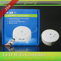 NEW UFO MINI WIFI Led Controller DC12 24V RGB RGBW Timing Function Group Control Music Mode
