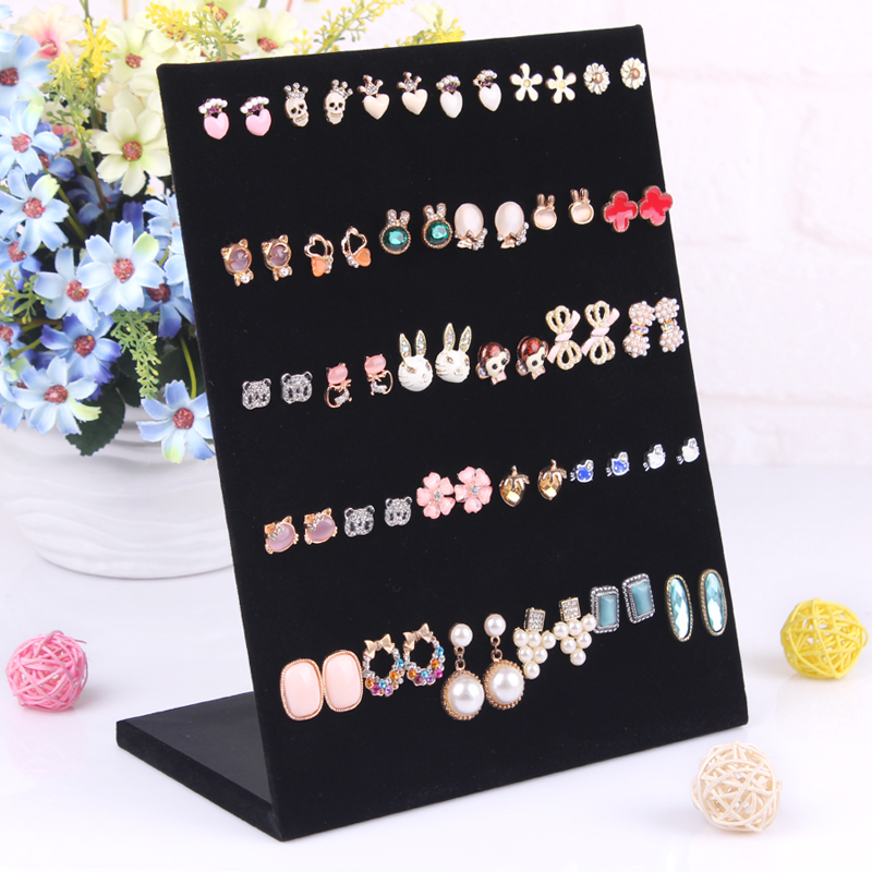 Exhibition Stand Organizer : Online buy wholesale earring display stand from china